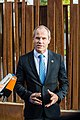 Informal meeting of economic and financial affairs ministers (ECOFIN). Arrivals Toomas Tõniste (36857434460).jpg