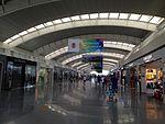 Inside view of Terminal 2 of Wuhan Tianhe International Airport 3.JPG