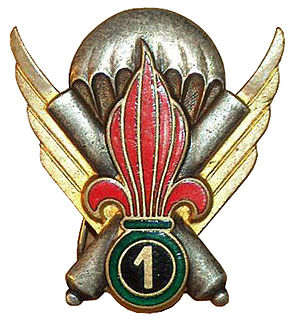 1st Foreign Parachute Heavy Mortar Company