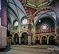Interieur, overzicht richting het noordelijk transept, overzicht zonder kerkbanken, dit i.v.m. de herbestemming van de kerk tot kantoor - Maastricht - 20386761 - RCE (cropped).jpg