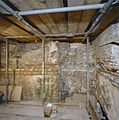 Interieur keukentoren- detail van de zuidmuur op de begane grond, bovenste deel - Nederhemert-Zuid - 20342409 - RCE.jpg