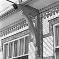 Interieur koetshuis, detail- onderdeel van de kap- en gewelfconstructie - Apeldoorn - 20023586 - RCE.jpg
