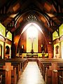 Interior - Chapel of St. Vincent Ferrer Seminary.jpg