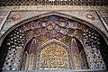 Interior of the Wazir Khan Masjid.jpg