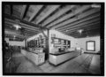 Interior view looking northwest - Tunstall Store, U.S. Highway 380, Lincoln, Lincoln County, NM HABS NM-218-2.tif