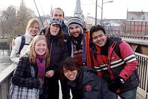International student - International students in Liechtenstein