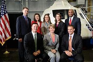 NASA Astronaut Group 21 - Image: Introducing the 2013 Astronaut Class