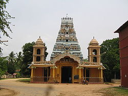 Kandaswamy Temple, Inuvil