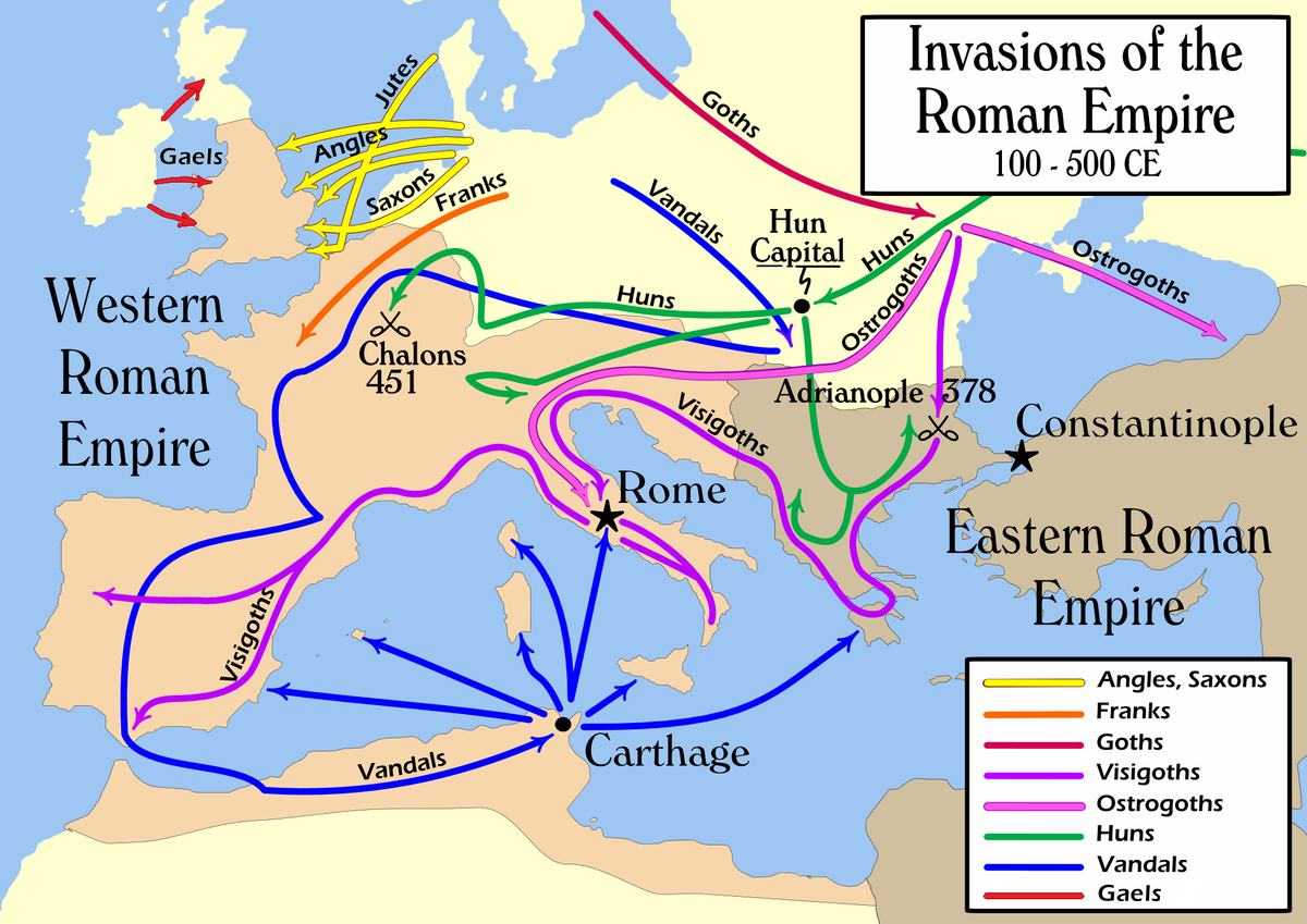 Migration Period - Wikipedia on