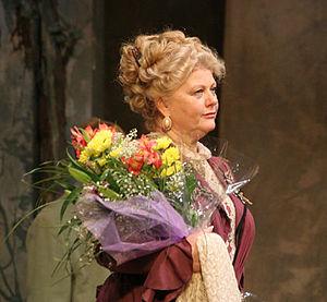 Irina Muravyova - Muravyova as Arkadina in The Seagull