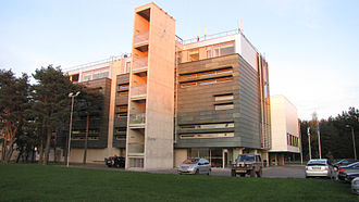 Estonian Information Technology College - Image: It college autumn 2010