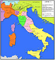 Italiansko obedinenie - 1848 - B.jpg