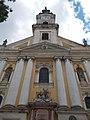 Jézus mennybemenetele római katolikus plébániatemplom, Kecskemét, 2016 Hungary.jpg