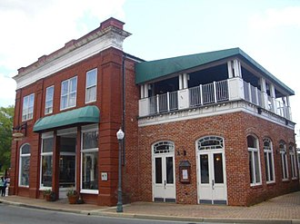 National Register of Historic Places listings in Montgomery County, Maryland - Image: J.A. Belt Building 3