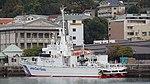 JCG Houou(PS-206) left rear view at Port of Nagasaki November 25, 2017 02.jpg
