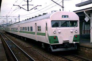 715 series - JR East 715-1000 series set