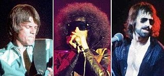 The J. Geils Band American rock band