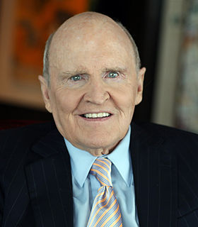 Jack Welch American executive: General Electric CEO