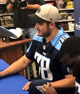 Jack Conklin American football offensive tackle