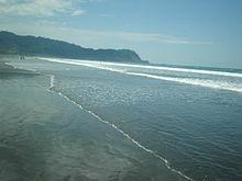 Jacó Beach In 2007