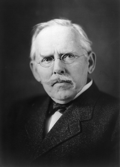 Jacob August Riis, 19th and 20th-century American photographer, journalist and activist