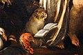Jacopo bassano, orfeo incanta gli animali, 1585 ca. 03 scimmia tacchino.jpg