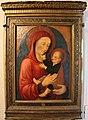 Jacopo bellini, madonna col bambino benedicente e cherubini, dalla parrocchiale di legnaro (padova).JPG
