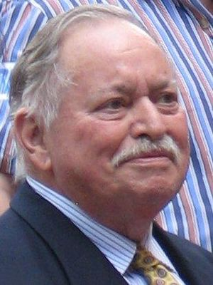 Jacques Parizeau - Parizeau in August 2007