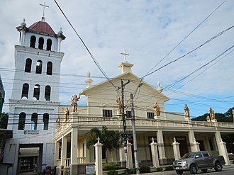 Jaen, Nueva Ecija - Image: Jaenchurchjf