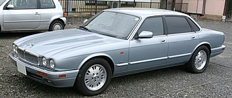 Jaguar Cars - Jaguar XJ (X300) a luxury sedan manufactured by Jaguar Cars between 1994 and 1997