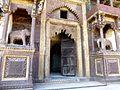 Jahangir Mahal Orchha Fort Orchha India - panoramio (5).jpg