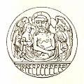 Jahrbuch MZK Band 03 - Metropolitankirche Gran - Fig 02 Perlmuttmedaillon.jpg