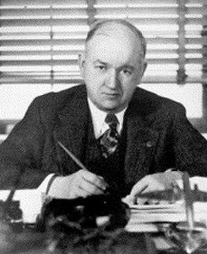 James G. Scrugham - U.S. Senate Historical Office