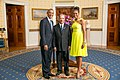 James Michel with Obamas 2014.jpg