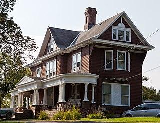 James S. Lakin House