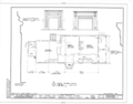 James and William Smith House, 106 Main Street, Roslyn, Nassau County, NY HABS NY,30-ROS,6- (sheet 3 of 10).png