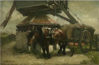 Windmill at the Kiel