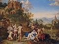Jan van Haensbergen (attr) Diana und ihre Nymphen entdecken die Schwangerschaft Callistos.jpg