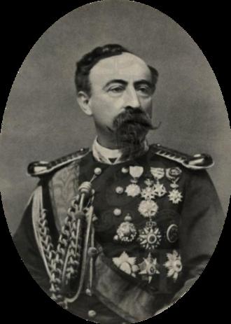 Januário Correia de Almeida, 1st Count of São Januário - Januário Correia de Almeida