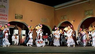 Jarana yucateca - Image: Jarana de Yucatán