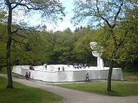 Jardin d'émail vanaf heuvel.JPG