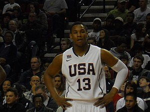Jared Sullinger at the 2010 Nike Hoop Summit