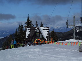 Jasná Ski Resort. - bistro nad ski lift.JPG