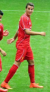 Javier Manquillo Spanish footballer