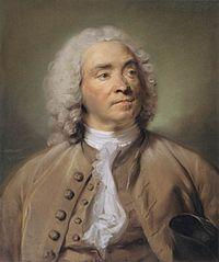 Portrait of Gabriel Huquier