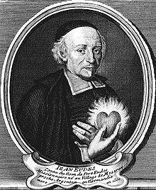 Giovanni Eudes in un'incisione