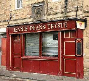 Jeanie Deans - Jeanie Deans Tryste