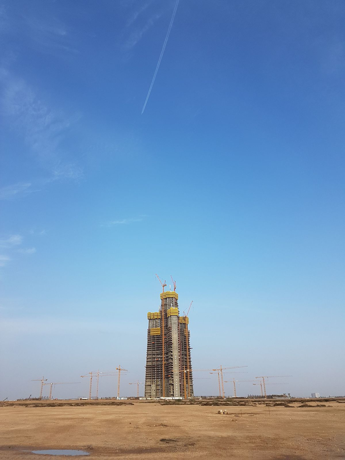 Cidde kulesi vikipedi for Burj al mamlakah