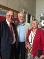Jeremy Corbyn in his native Shropshire 2017, meeting local councillor Beryl Mason and former MEP, David Hallam.png