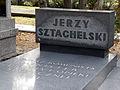 Jerzy Sztachelski - Cmentarz Wojskowy na Powązkach (117).JPG